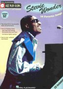 Jazz Play Along 52 - STEVIE WONDER + CD