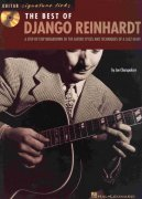 DJANGO REINHARDT, The Best of ...+ CD / kytara + tabulatura