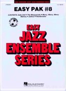 EASY JAZZ BAND PAK 8 (grade 2) + Audio Online / partitura + party