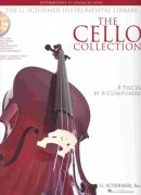 THE CELLO COLLECTION (intermediate - advanced) + 2x CD / violoncello + klavír