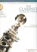 THE CLARINET COLLECTION (intermediate) + Audio Online / klarinet + klavír