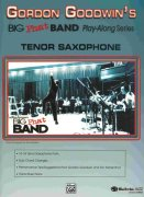 GORDON GOODWIN'S BIG PHAT BAND + CD / tenor saxofon