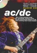 PLAY ALONG GUITAR - AC/DC + CD / kytara + tabulatura