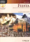FIESTA - Mexican & South American Favorites + CD / alto saxofon