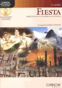 FIESTA - Mexican & South American Favorites + CD / lesní roh (f horn)