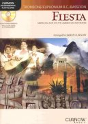 FIESTA - Mexican & South American Favorites + CD / trombon (pozoun)