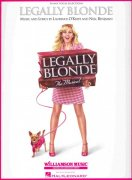 LEGALLY BLONDE: The Musical  -  klavír/zpěv/kytara