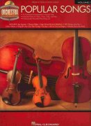 ORCHESTRA PLAY ALONG 1 - Popular Songs + CD housle/viola/violoncello/bass
