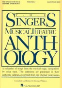 The Singer's Musical Theatre Anthology 2 - baritone/bass