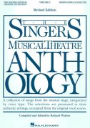 The Singer's Musical Theatre Anthology 2 - mezzo-soprano