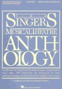 The Singer's Musical Theatre Anthology 3 - mezzo-soprano