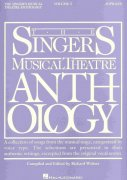 The Singer's Musical Theatre Anthology 3 - soprano