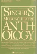 The Singer's Musical Theatre Anthology 3 - tenor