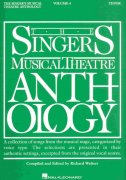 The Singer's Musical Theatre Anthology 4 - tenor