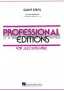Giant Steps - Professional Editions for Jazz Band (grade 5) / partitura a party