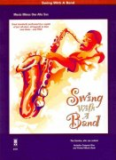 SWING WITH A BAND + CD / altový saxofon