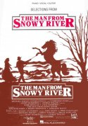 THE MAN FROM SNOWY RIVER - piano/chords