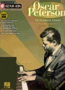 Jazz Play Along 109  -  OSCAR PETERSON + CD