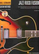 JAZZ-ROCK FUSION + CD (Hal Leonard Guitar Method) / kytara + tabulatura
