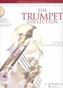 THE TRUMPET COLLECTION (intermediate - advance) + Audio Online / trumpeta + klavír