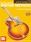Guitar Method - Jammin' the Blues 3 + CD / kytara + tabulatura