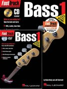FastTrack - Bass Guitar 1 Starter Pack