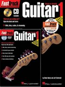 FASTTRACK - GUITAR 1 - STARTER PACK (Book + CD + DVD)