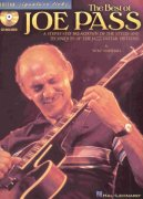 JOE PASS, The Best of ... + CD / kytara + tabulatura