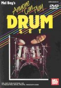 Anyone Can Play DRUM Set - DVD