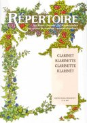 REPERTOIRE FOR MUSIC SCHOOL - klarinet + piano