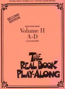 THE REAL BOOK II Play Along - 3x CD (A-D)