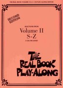 THE REAL BOOK II Play Along - 3x CD (S- Z)