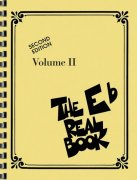 THE REAL BOOK II - Eb edition - melodie/akordy