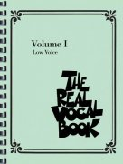 THE REAL VOCAL BOOK I - Low Voice - zpěv/akordy