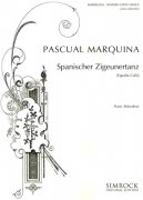 SPANISH GIPSY DANCE (SPANISCHER ZIGEUNERTANZ) by Pascual Marquina - accordion