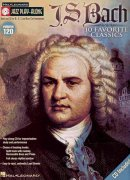 Jazz Play Along 120 - J.S.Bach (10 Favorite Classics) + CD