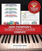 John Thompson's Easiest Piano Course Complete (1-4)