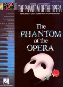 PIANO DUET PLAY-ALONG 41 - THE PHANTOM OF THE OPERA + CD