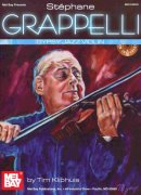 Stephane Grappelli - Gypsy Jazz Violin + CD / housle