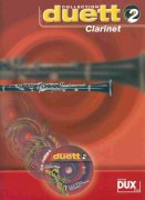 DUETT COLLECTION 2 + CD clarinet duets
