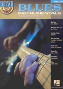 Guitar Play Along 91 - BLUES INSTRUMENTALS + CD
