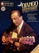Jazz Play Along 121 - Django Reinhardt + CD