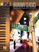 PIANO DUET PLAY-ALONG 29 - BROADWAY CLASSICS + CD