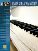 PIANO DUET PLAY-ALONG 38 - LENNON & McCARTNEY FAVORITES + CD