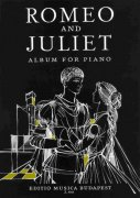 ROMEO and JULIET -  album for piano