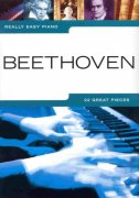 Really Easy Piano - BEETHOVEN (22 great pieces)