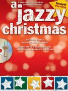A JAZZY CHRISTMAS + CD / trumpeta