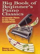 BIG BOOK OF BEGINNER´S PIANO CLASSICS