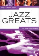 Really Easy Piano - JAZZ GREATS (22 jazz favourites)