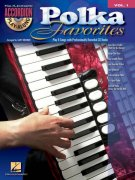Accordion Play Along 1 - POLKA FAVORITES + CD